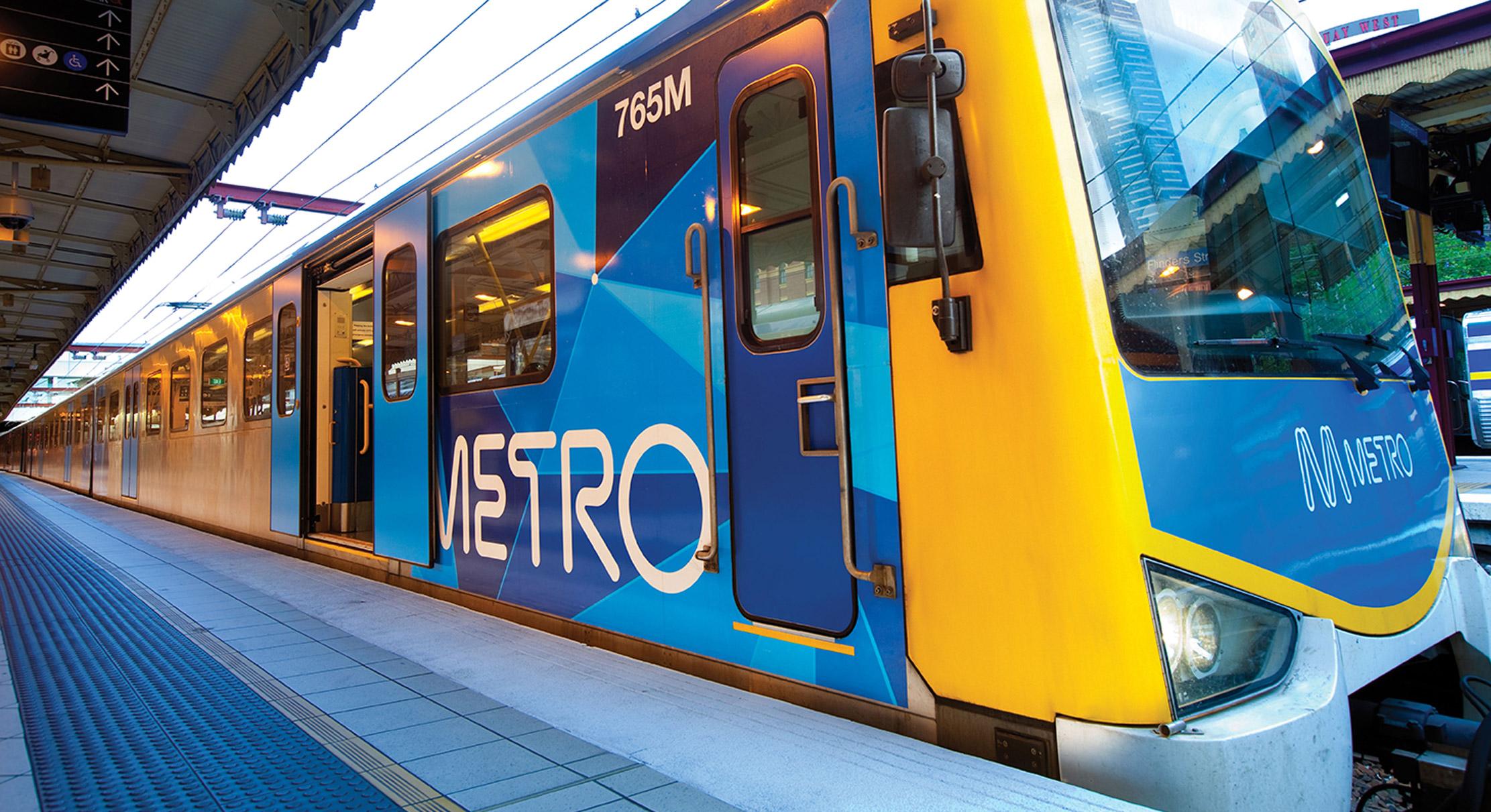 Metro-Trains-Melbourne