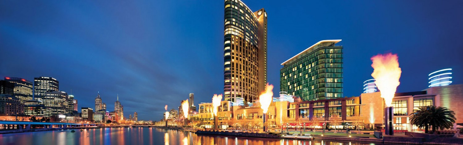 Crown Casino - AFS Project Slider