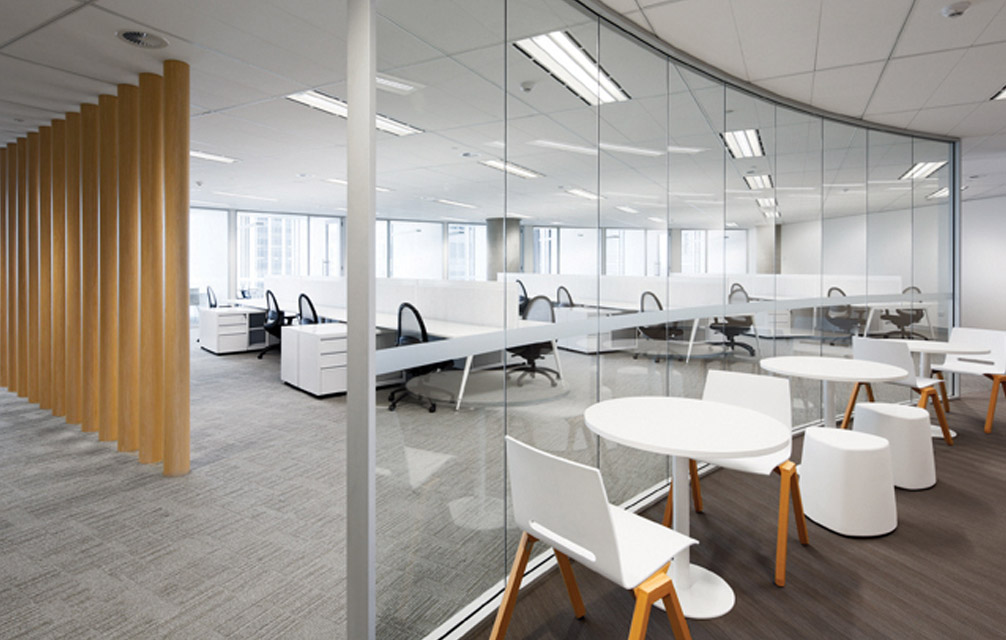 Commercial Office Space Access Floor